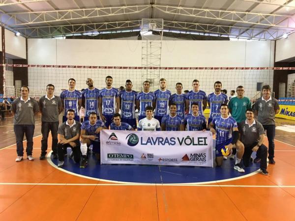 Lavras Volei a equipe que vem surpreendendo na Superliga B