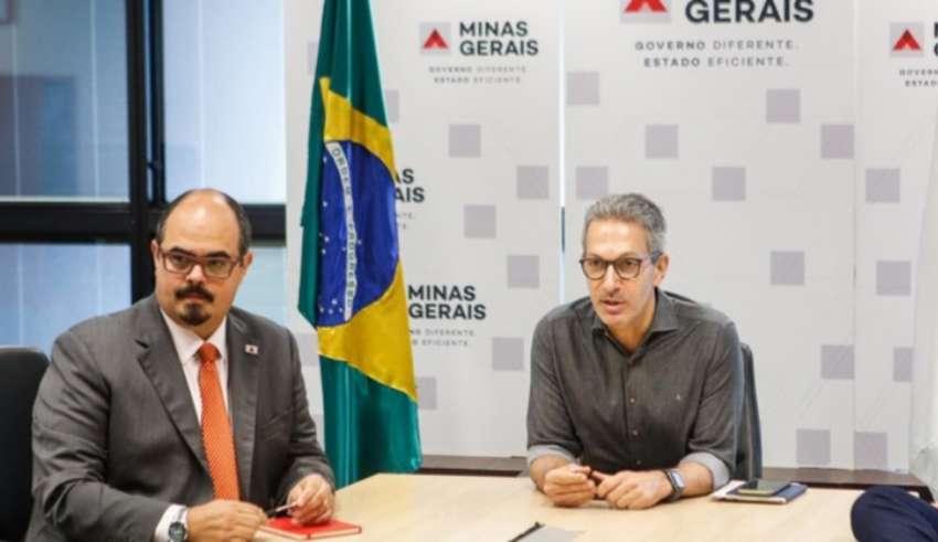 O governador vai se reunir com representantes do Legislativo e Judiciário para discutir soluções (Pedro Gontijo/Imprensa MG)