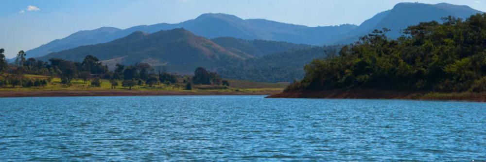 Lago do Funil em Macaia
