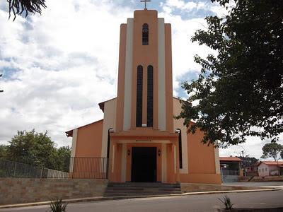 Paroquia de São Sebastião e São João Batista em Ingaí